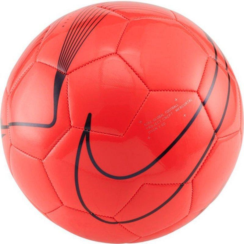 Piłka Nike Merc Fade SC3913 644 czerwony 5