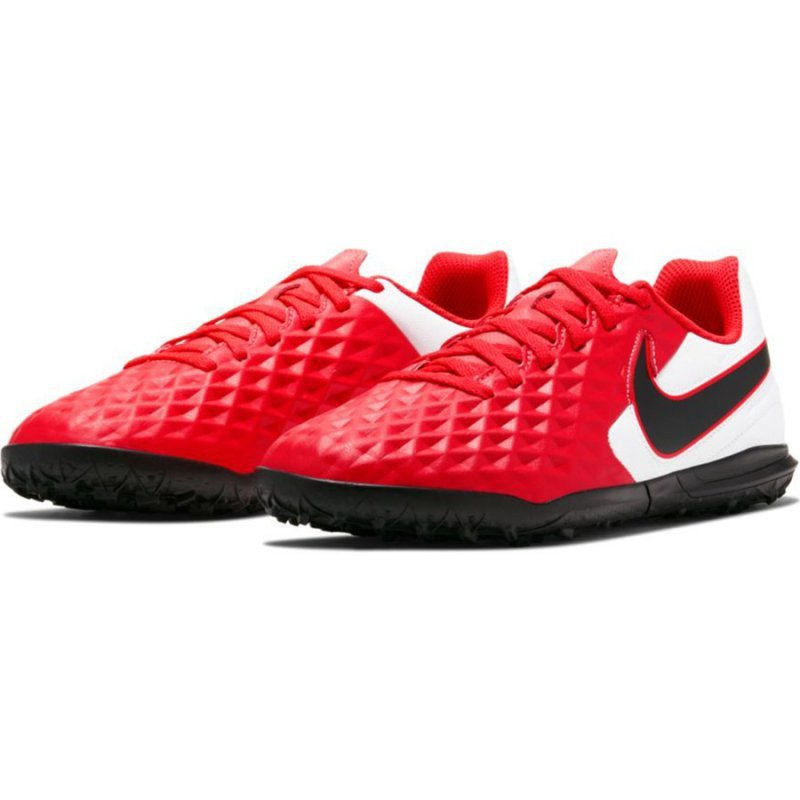 Buty Nike JR Tiempo Legend 8 Club IC AT5883 606 czerwony 38