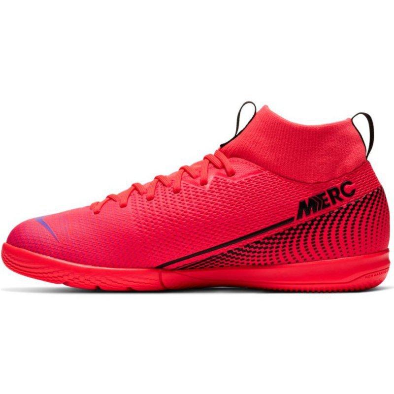 Buty Nike JR Mercurial Superfly 7 Academy IC AT8135 606 czerwony 34