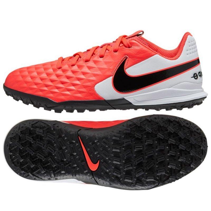 Buty Nike JR Tiempo Legend 8 Academy TF AT5736 606 czerwony 38 1/2