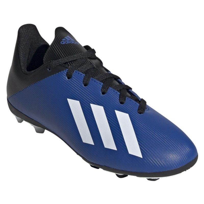 Buty adidas X 19.4 FxG EF1615 niebieski 38