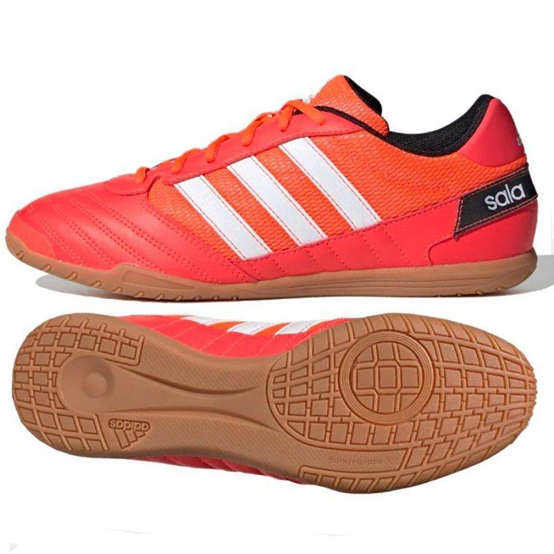 Buty adidas Super Sala FV2561 czerwony 43 1/3