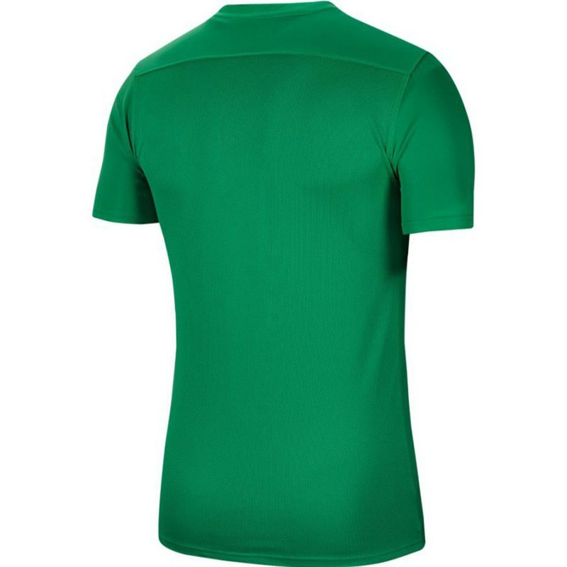Koszulka Nike Park VII Boys BV6741 302 zielony S (128-137cm)