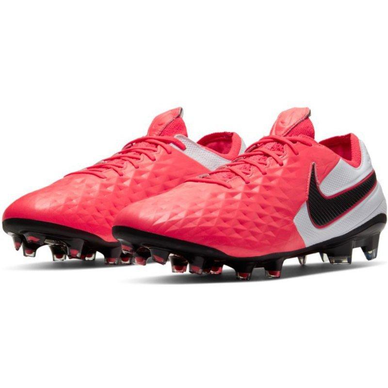 Buty Nike Tiempo Legend 8 Elite FG AT5293 606 czerwony 43
