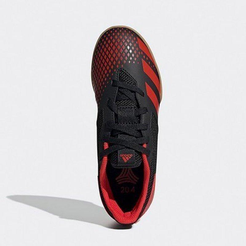 Buty adidas Predator 20.4 IN SA EF1979 czarny 30