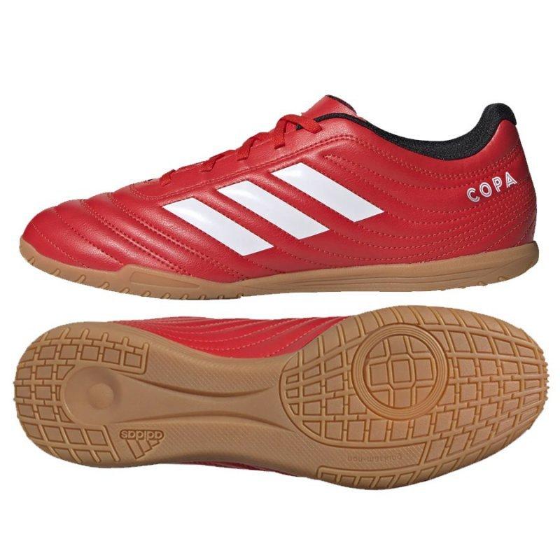 Buty adidas Copa 20.4 TF EF1957 czerwony 45 1/3