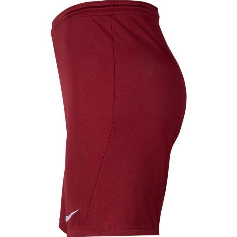Spodenki Nike Y Park III Boys BV6865 677 czerwony XL (158-170cm)