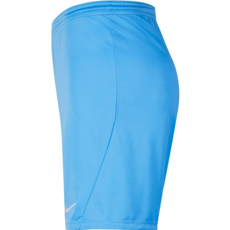Spodenki Nike Park III BV6855 412 niebieski L