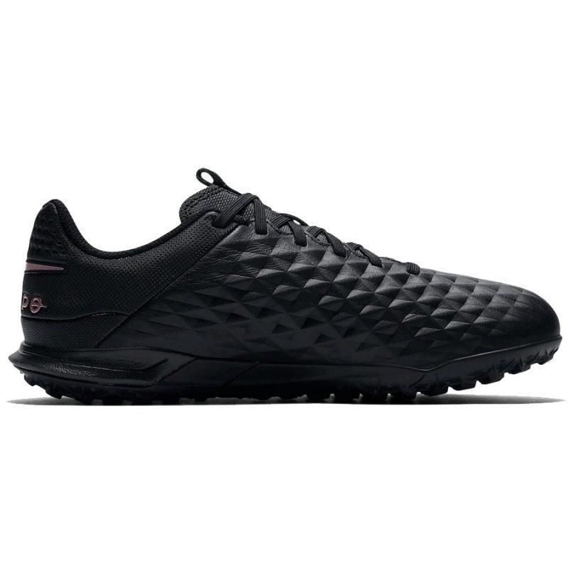 Buty Nike JR Tiempo Legend 8 Academy TF AT5736 010 czarny 38 1/2