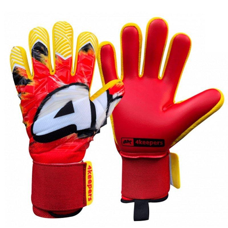 Rękawice 4keepers Evo Rojo NC czerwony 10