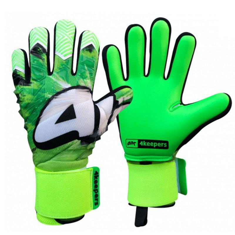 Rękawice 4keepers Evo Verde NC zielony 10