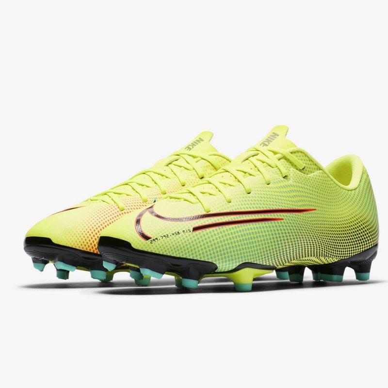 Buty Nike JR Mercurial Vapor 13 Academy MDS FG/MG CJ0980 703 żółty 33 1/2