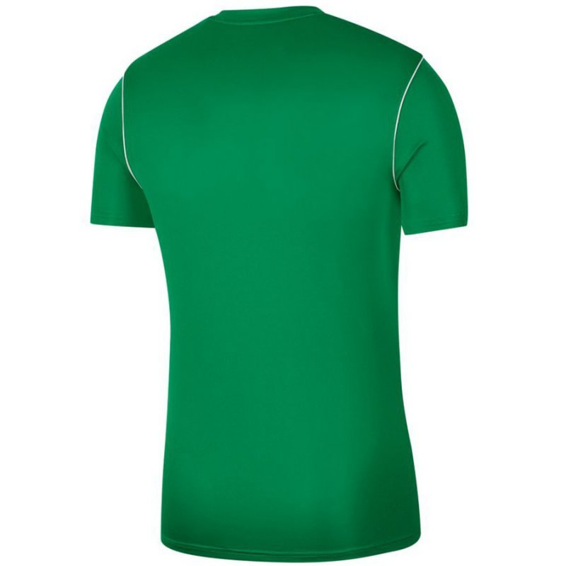 Koszulka Nike Y Dry Park 20 Top SS BV6905 302 zielony S (128-137cm)