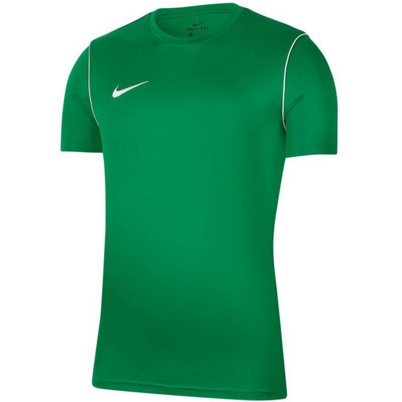 Koszulka Nike Y Dry Park 20 Top SS BV6905 302 zielony M (137-147cm)