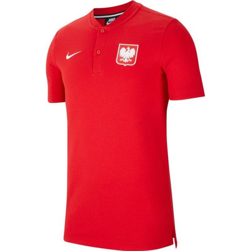 Koszulka Nike Poland Grand Slam CK9205 688 czerwony XXL