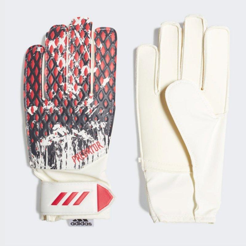 Rękawice adidas Predator GL TRN MNJ FR8372 biały 3