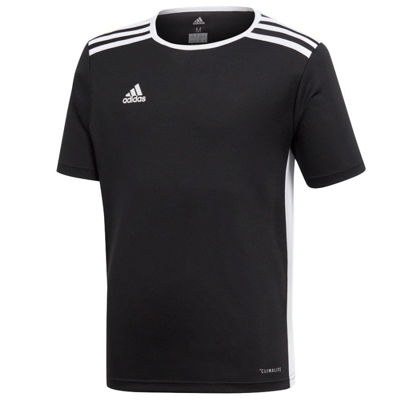 Koszulka adidas Entrada 18 JSY Y CF1041 czarny 164 cm