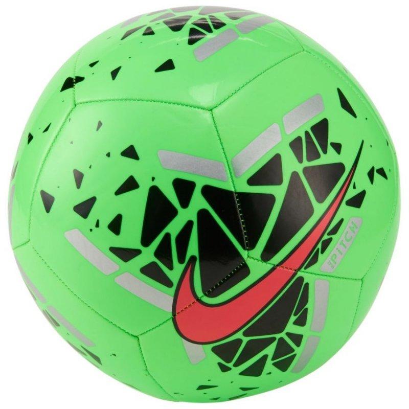 Piłka Nike Pitch SC3807 398 zielony 4