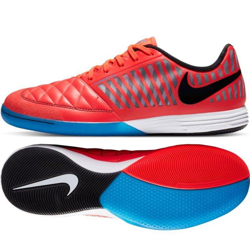 Buty Nike Lunargato II IC 580456 604 czerwony 41