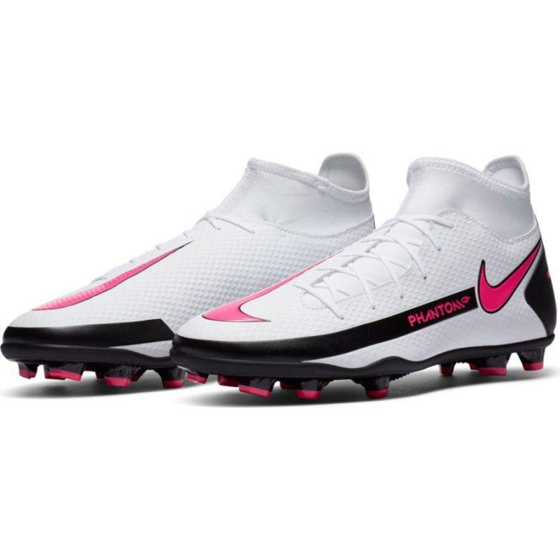 Buty Nike Phantom GT Club DF FG/MG CW6672 160 biały 40