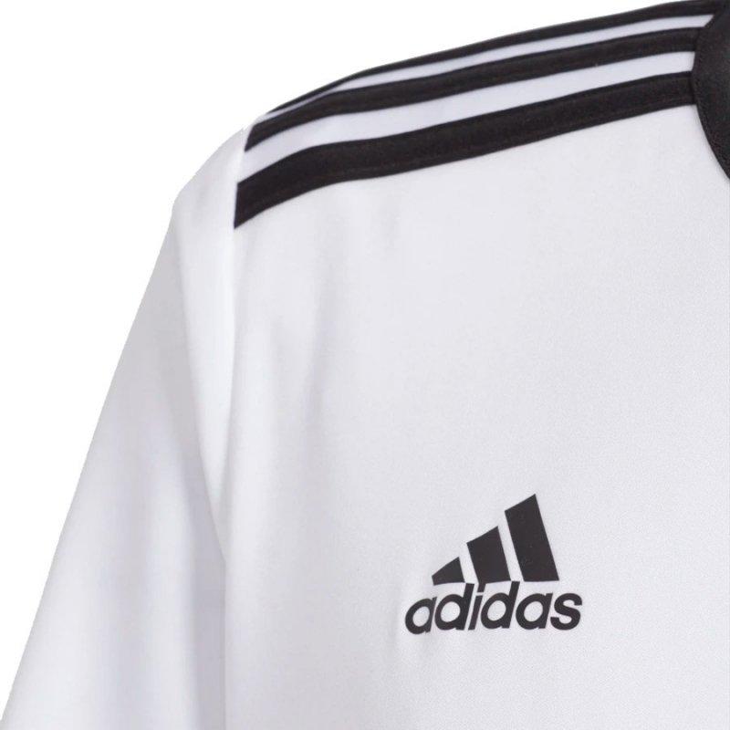 Koszulka adidas Entrada 18 JSY Y CF1044 biały 116 cm