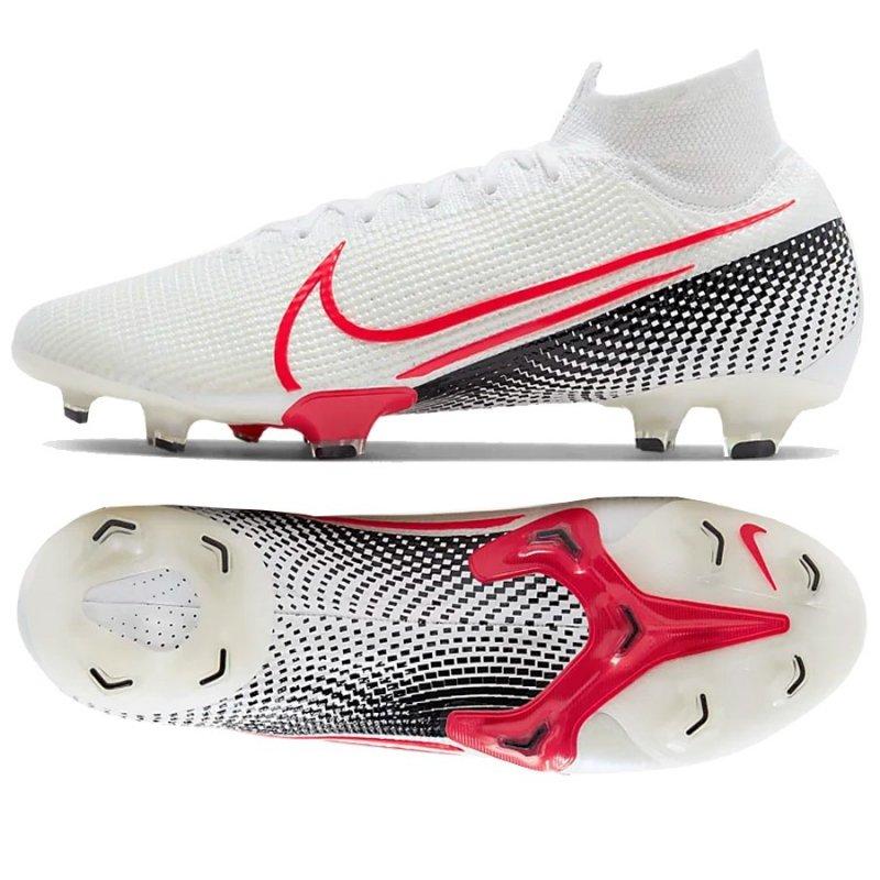 Buty Nike Mercurial Superfly 7 Elite FG AQ4174 160 biały 42