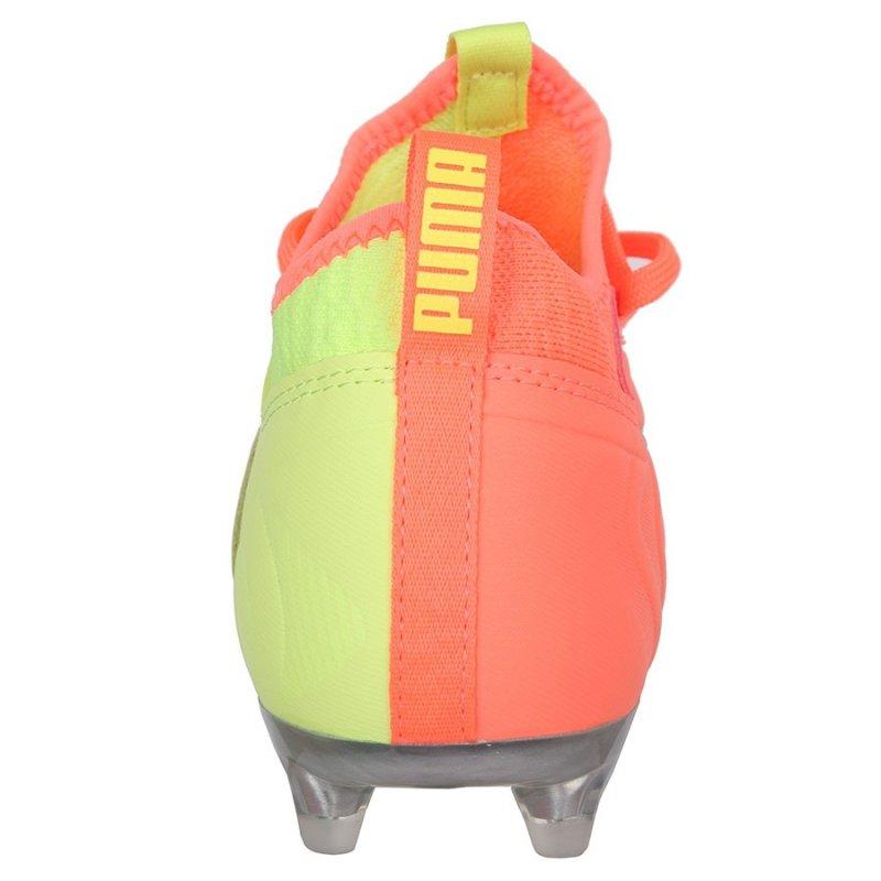 Buty Puma ONE 20.3 OSG FG/AG 105961 01 pomarańczowy 43