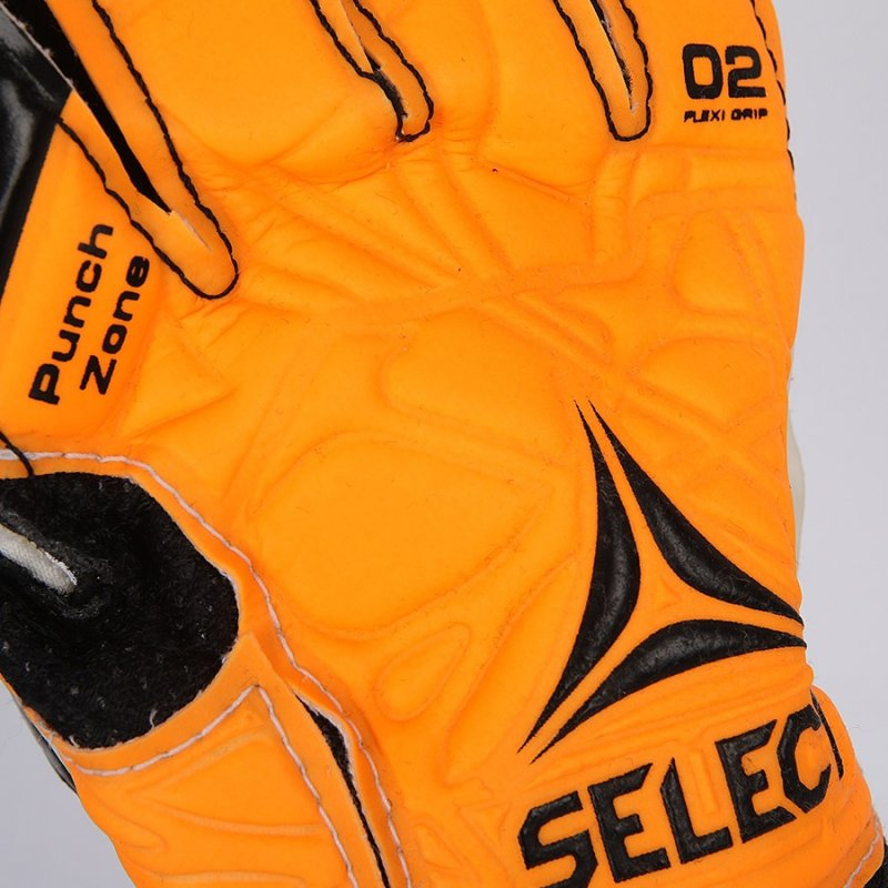Rękawice bramkarskie Select 02 biały 7