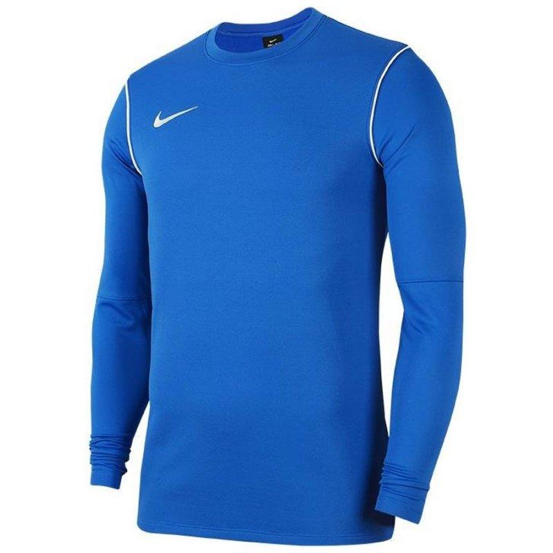 Bluza Nike Y Dry Park 20 Crew Top BV6901 463 niebieski S (128-137cm)