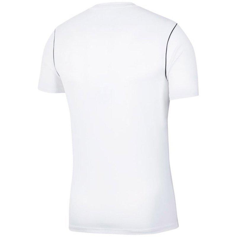 Koszulka Nike Y Dry Park 20 Top SS BV6905 100 biały S (128-137cm)