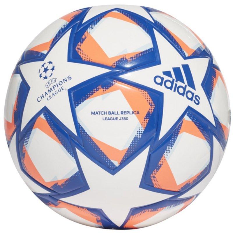 Piłka adidas Finale League 350 FS0266 biały 4