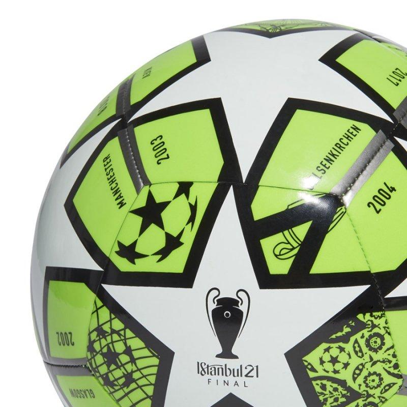 Piłka adidas Finale Club GK3471 zielony 4