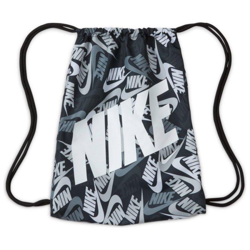 Worek Nike Kids' Printed Gym Sack CU8969 010 czarny