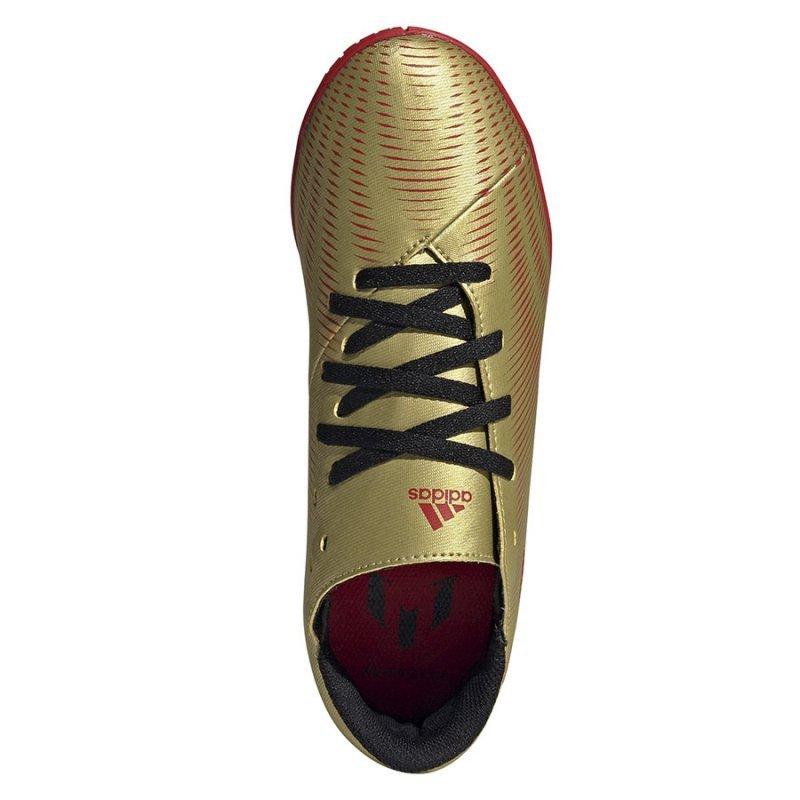 Buty adidas Nemeziz Messi .4 IN J FY0811 złoty 35