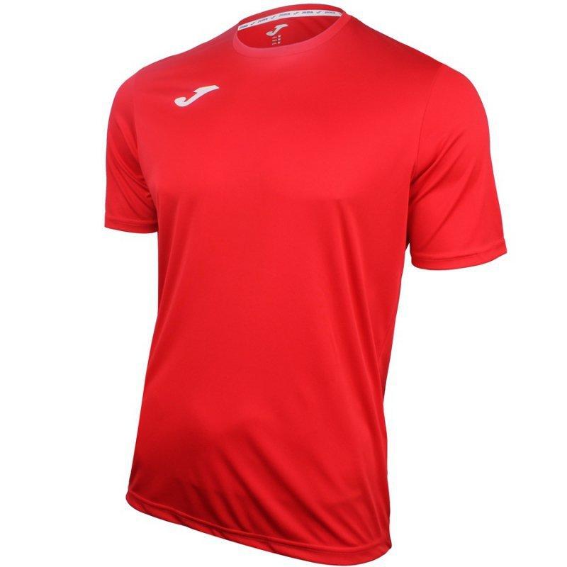 Koszulka Joma Combi 100052.600 czerwony XL