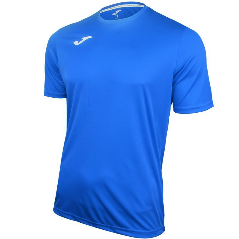 Koszulka Joma Combi 100052.700 niebieski 140 cm