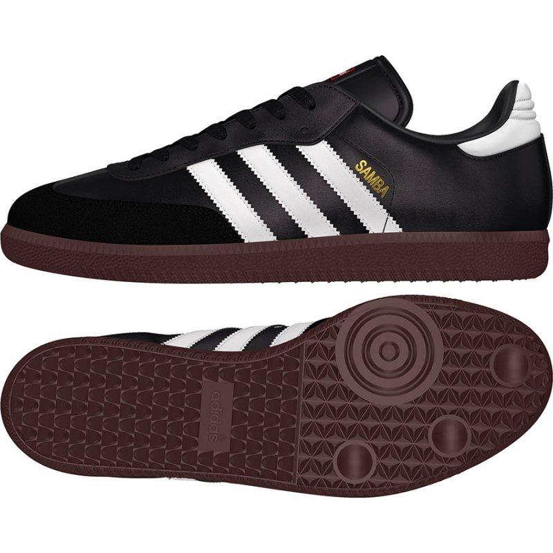 Buty adidas Samba IN 019000 czarny 42 2/3