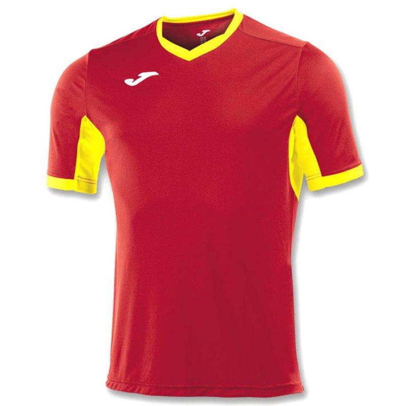 Koszulka piłkarska Joma Champion IV 100683.609 czerwony XS