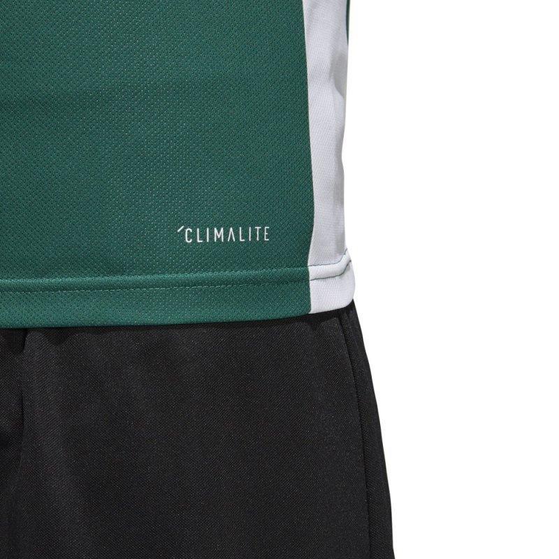 Koszulka adidas Entrada 18 JSY CD8358 zielony 116 cm