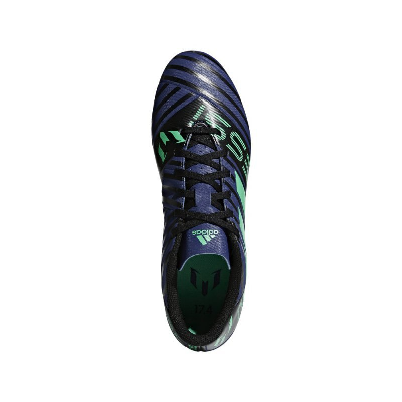 Buty adidas Nemeziz Messi 17.4 FG CP9048 niebieski 44