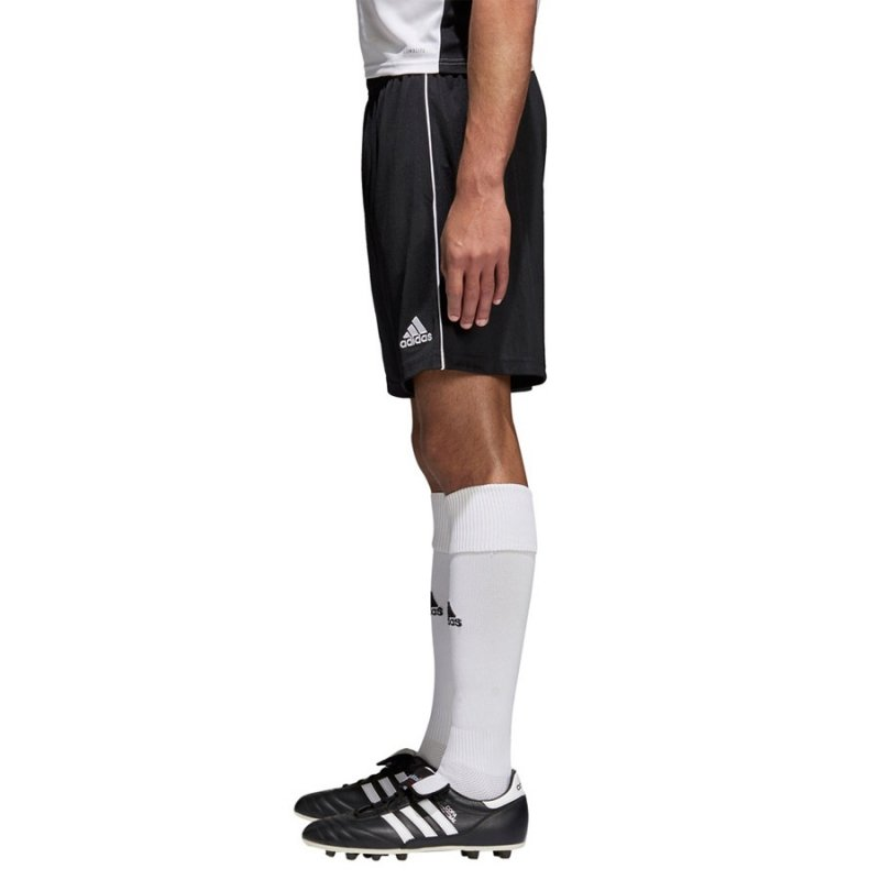 Spodenki adidas CORE 18 TR Short CE9031 czarny L