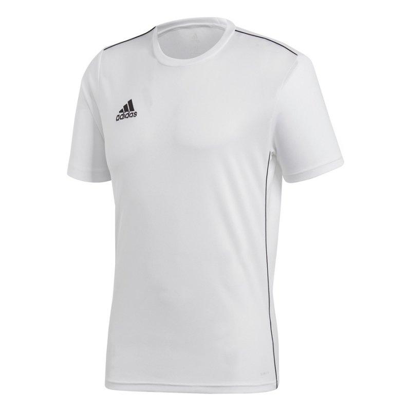 Koszulka adidas Core 18 JSY CV3453 biały L