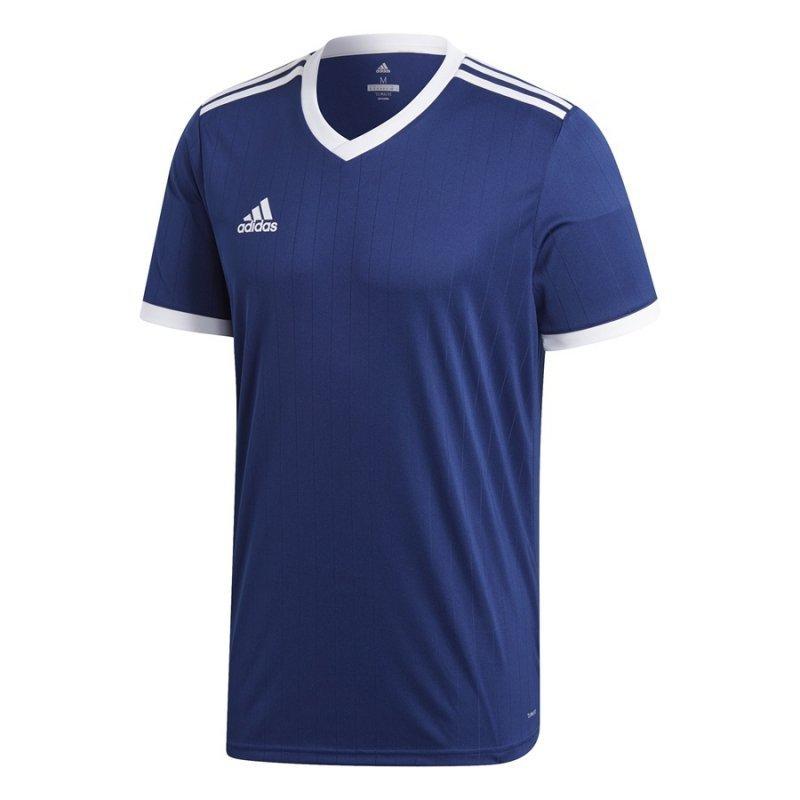 Koszulka adidas Tabela 18 JSY CE8937 granatowy 140 cm