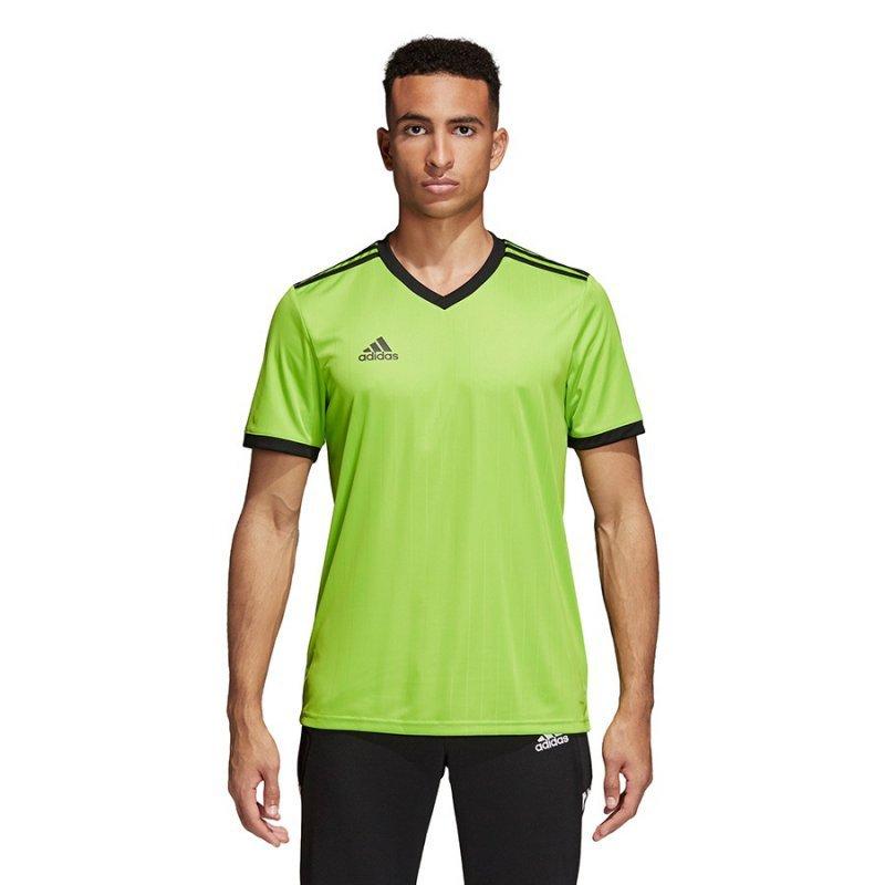 Koszulka adidas Tabela 18 JSY CE1716 zielony XL