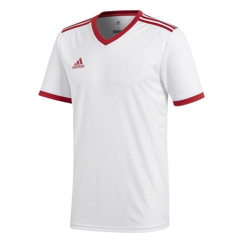 Koszulka adidas Tabela 18 JSY CE1717 biały S