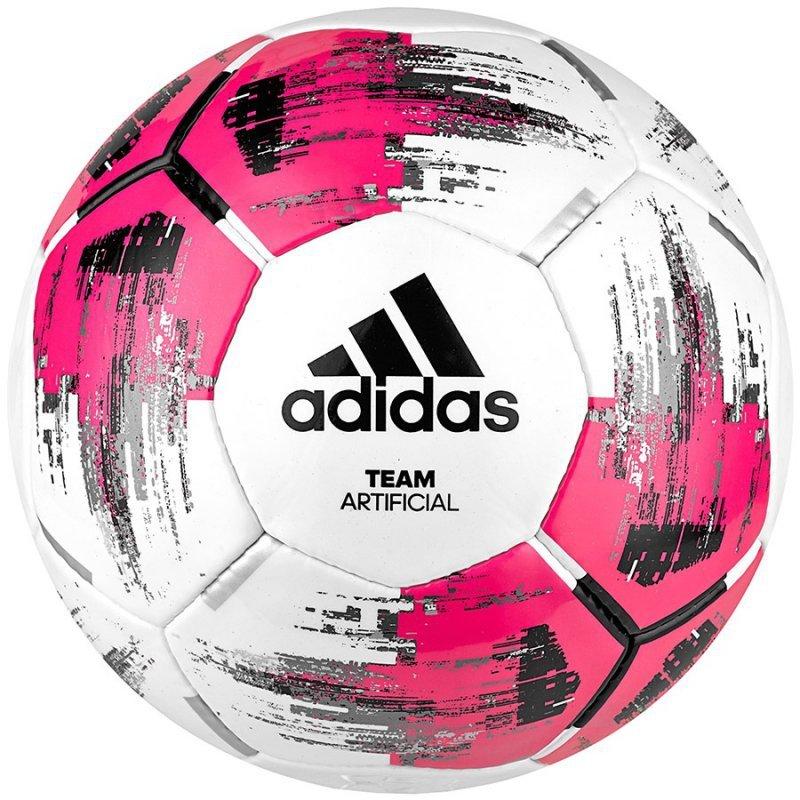 Piłka adidas Team Artificial DM5597 biały 5