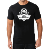 T-Shirt KOSZULKA BAWEŁNIANA DBX BUSHIDO CLASSIC BRAND WHITE KT11-L