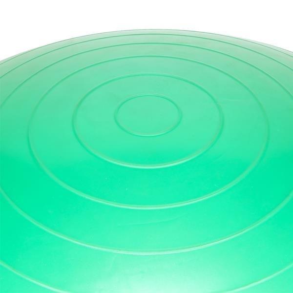 GB10 65CM GREEN GYM BALL 10 PIŁKA GIMNASTYCZNA ONE FITNESS