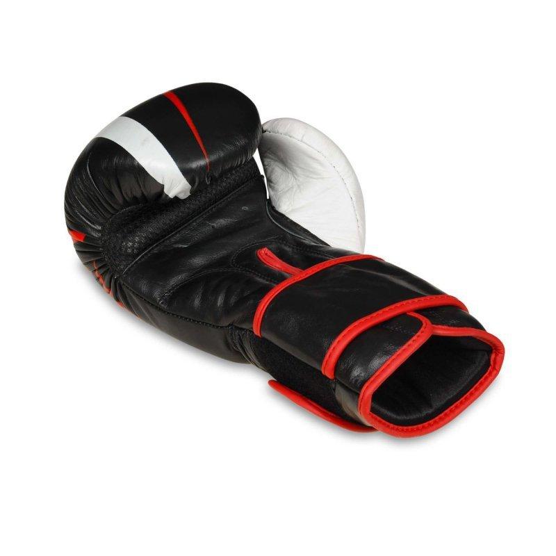 Rękawice Bokserskie Treningowe ze Skóry Naturalnej DBX BUSHIDO 10 oz
