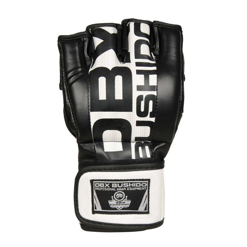Rękawice MMA - Idealne do treningu na worku treningowym i przyrządach | DBX BUSHIDO